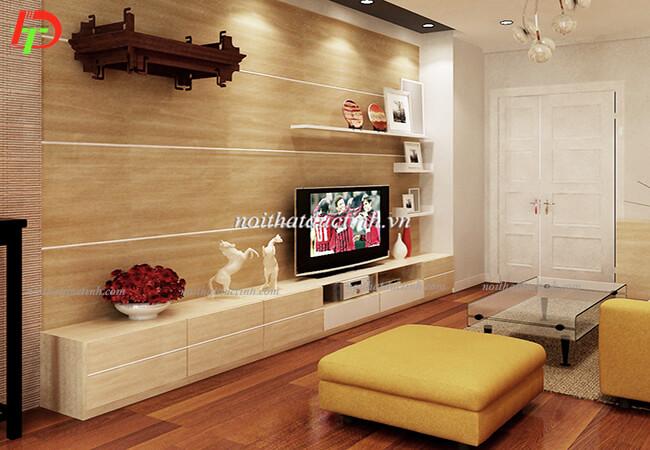Kệ tivi gỗ KTV33