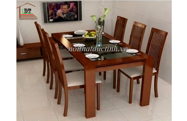 Mẫu bàn ăn đẹp BA12