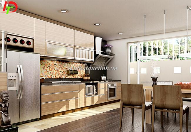 Tủ bếp hiện đại TB28