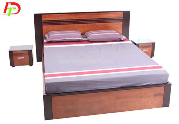 Giường gỗ công nghiệp GN64