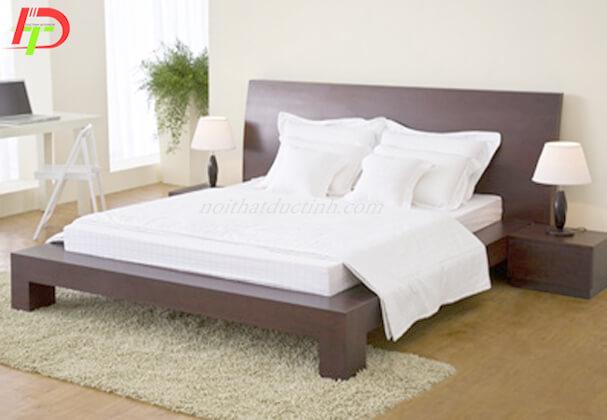 Giường gỗ hiện đại GN50