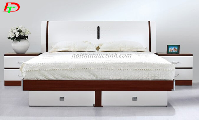 Giường ngủ cao cấp GN68