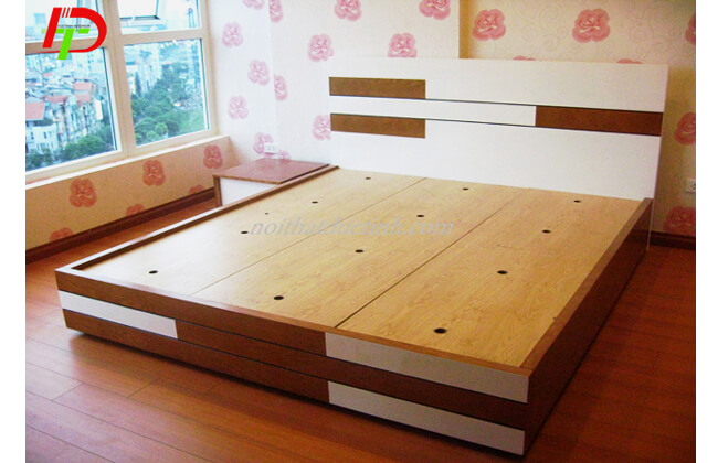 Giường hộp GN03
