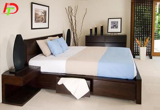 Giường ngủ có hộc kéo GN48