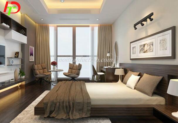 Giường ngủ đẹp GN10