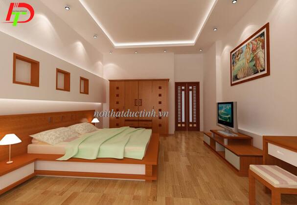 Giường ngủ đẹp GN14