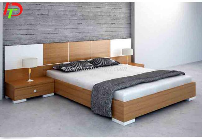 Giường ngủ hộp hiện đại GN28