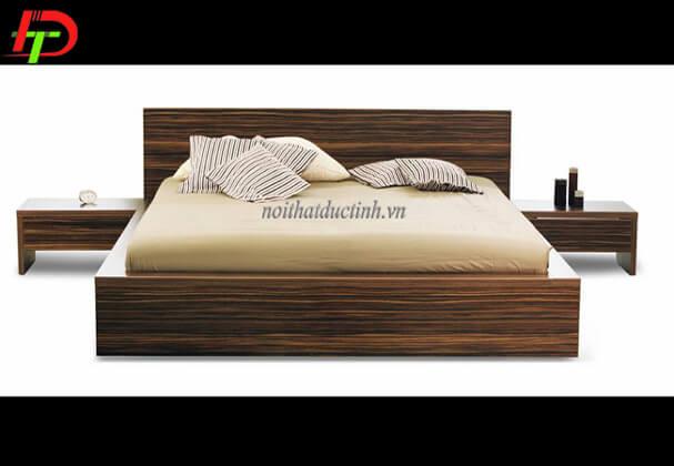Giường ngủ gỗ công nghiệp GN31