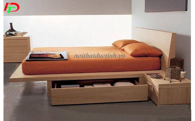 Giường ngủ hiện đại GN66