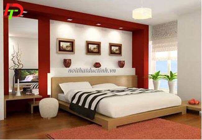 Giường ngủ hiện đại GN33