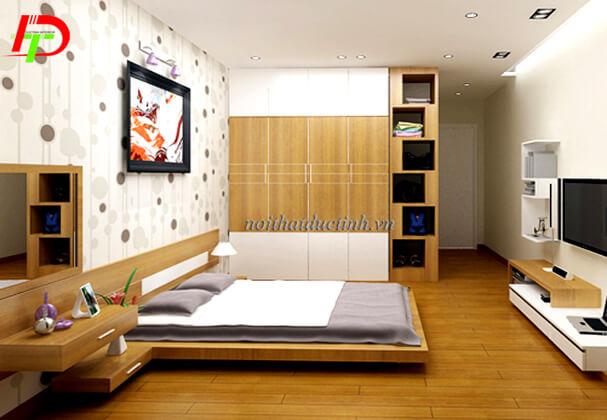 Giường ngủ kiểu nhật GN30