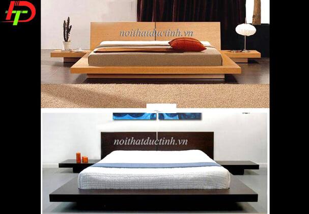 Mẫu giường ngủ đẹp GN34
