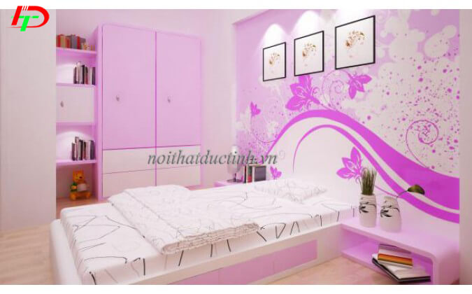 Giường ngủ trẻ em GNTE01