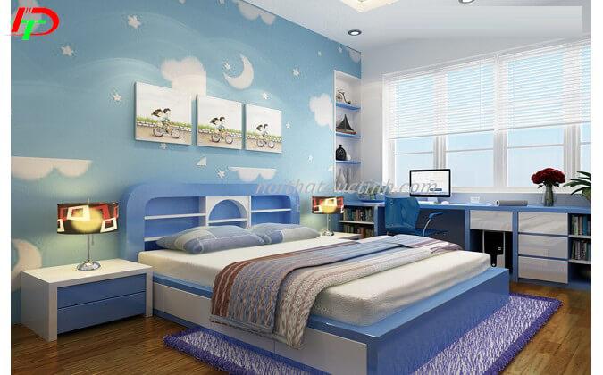 Giường ngủ trẻ em GNTE09