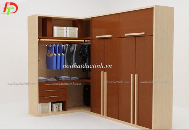 Tủ quần áo hiện đại TA52
