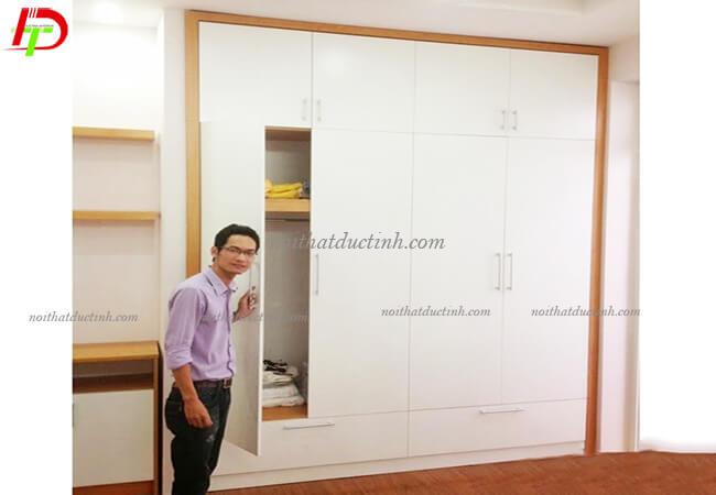 Tủ quần áo công nghiệp bán chạy TA23