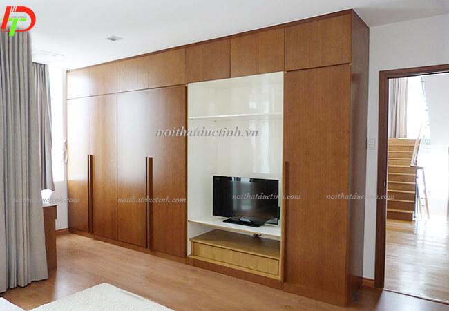 Tủ quần áo gỗ công nghiệp tiện dụng TA16