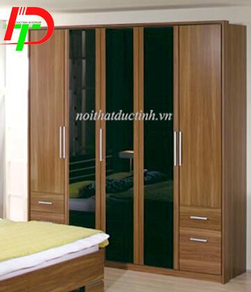 Tủ quần áo gỗ công nghiệpTA51
