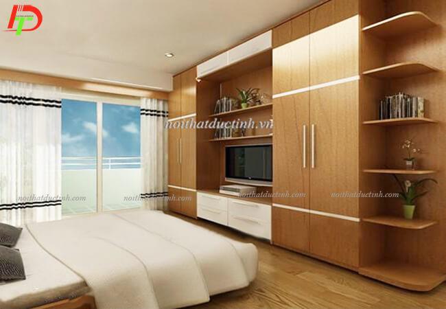 Tủ quần áo gỗ công nghiệp TA01