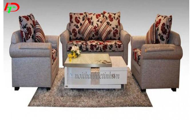 Bàn ghế sofa phòng khách SF36