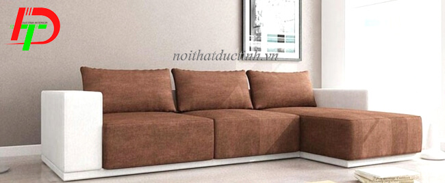 Ghế sofa nỉ phòng khách SF28