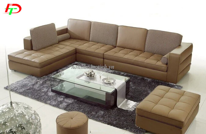 Sofa da cao cấp SF53
