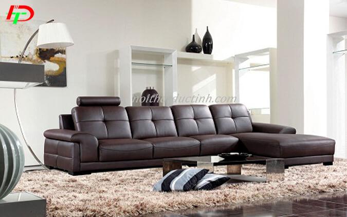 Sofa da cao cấp SF57