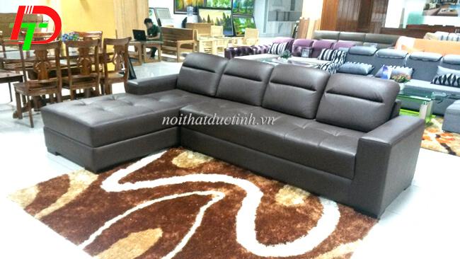 Sofa da cao cấp nhập khẩu SF46