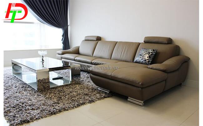 Sofa da thật SF21