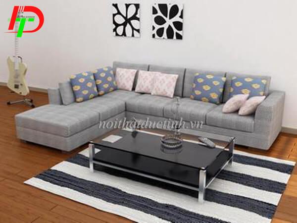 Sofa nỉ SF51