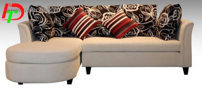 Sofa nỉ phòng khách đẹp SF04
