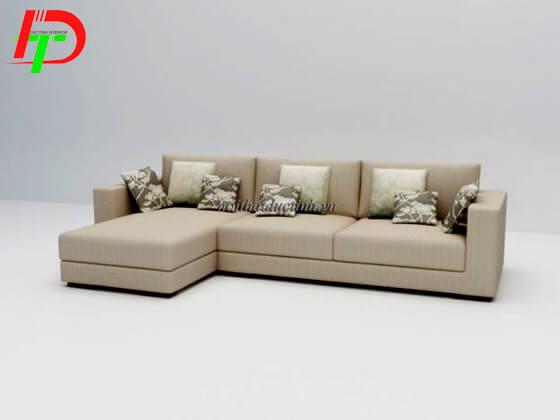 Mẫu sofa nỉ góc đẹp, hiện đại SF52