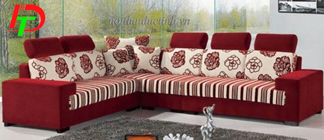 Sofa nỉ đẹp SF06
