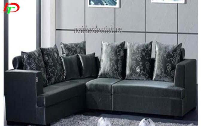 Sofa nỉ phòng khách SF35