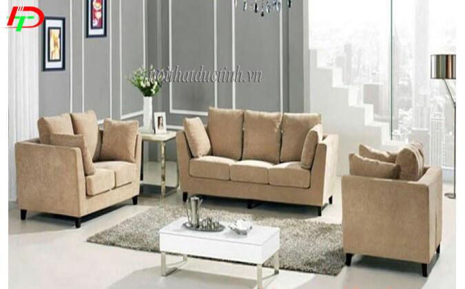Sofa nỉ phòng khách SF32