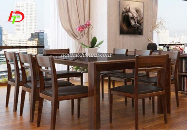 bàn ghế ăn hiện đại bền đẹp