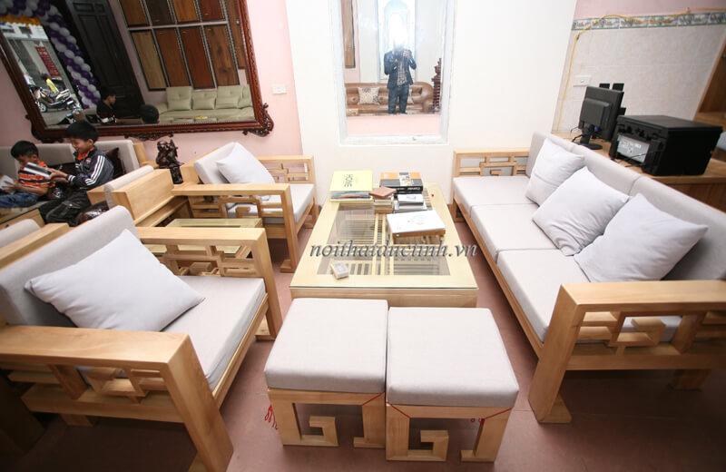 sofa gỗ  bg01