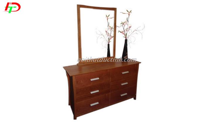bàn trang điểm gỗ tự nhiên bền đẹp