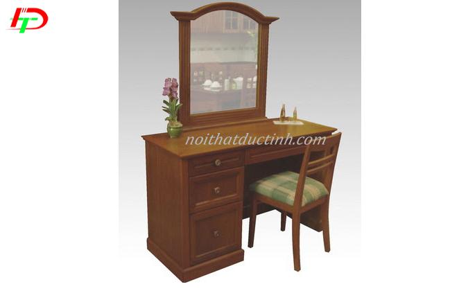 bàn trang điểm gỗ đẹp