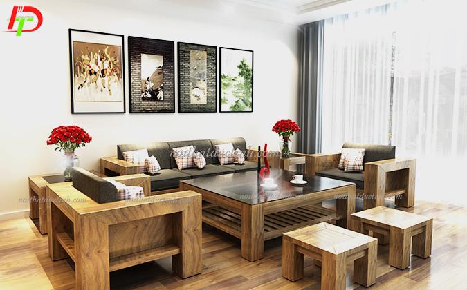 Bộ sưu tập những mẫu bàn ghế gỗ óc chó đẳng cấp, sang trọng