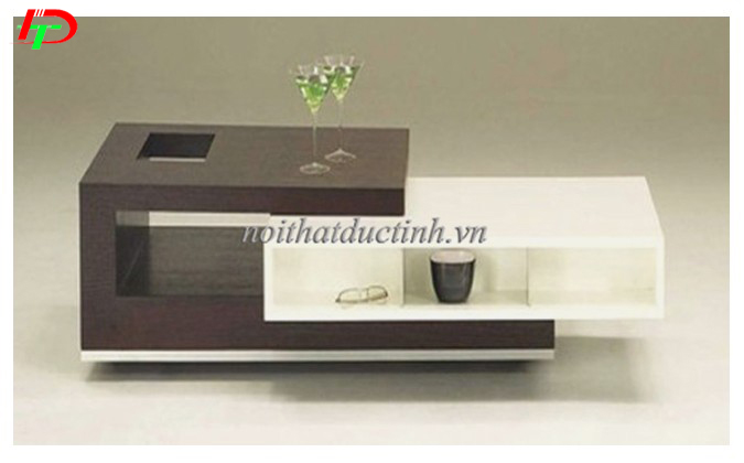 mẫu bàn trà gỗ sang trọng thiết kế độc đáo
