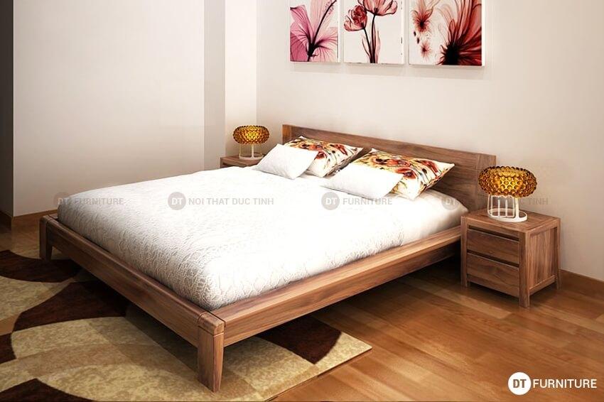 Giường ngủ kiểu nhật GN27