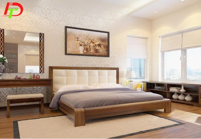 Mẫu giường ngủ đẹp cao cấp