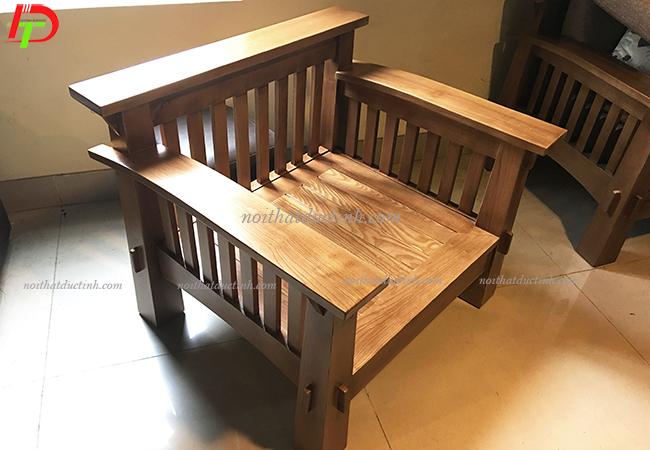ghế gỗ bền đẹp hiện đại cho phòng khách tiện nghi