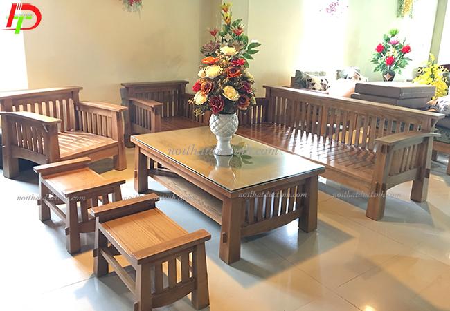 bàn ghế gỗ đẹp sang trọng