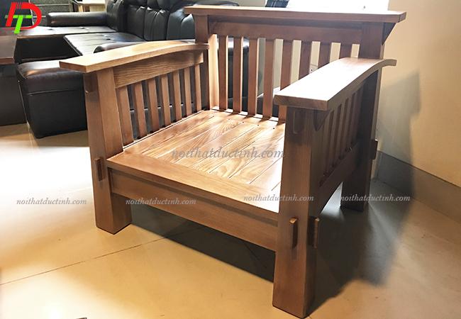 ghế gỗ bền đẹp cho phòng khách tiện nghi