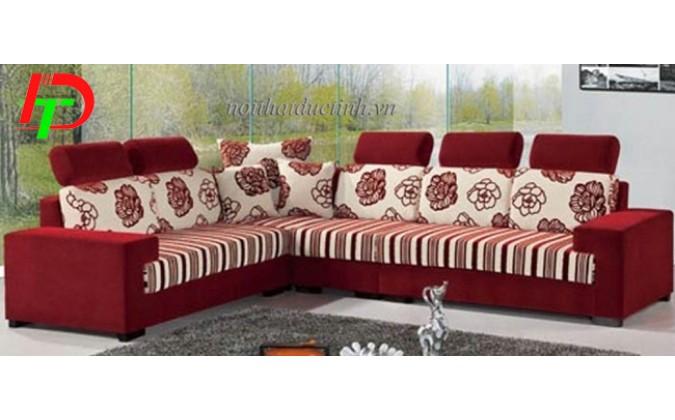 Mẫu sofa nỉ đẹp nổi bật
