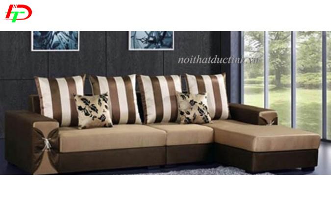 Mẫu sofa vải đẹp hiện đại