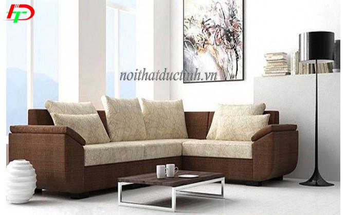 sofa nỉ phòng khách bền đẹp