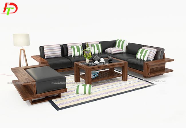 Sofa gỗ hiện đại BG09